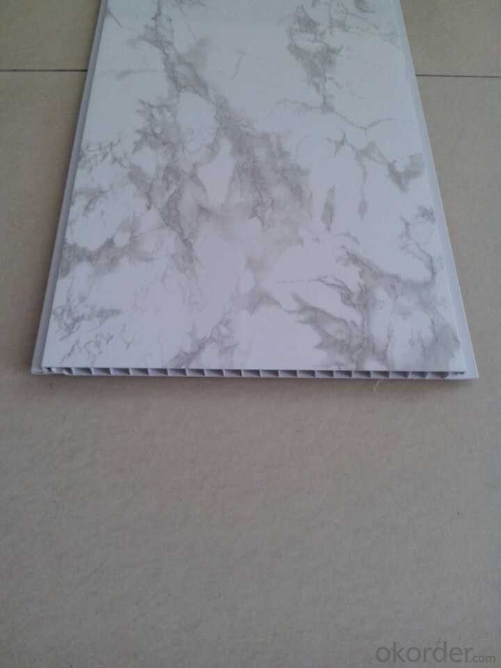 PVC Board Ceiling Panel for New Decoration
