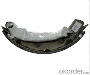 For CHEVROLET Cars Auto brake shoes 372379