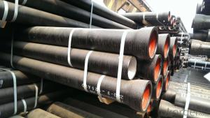 DUCTILE  IRON PIPES  AND PIPE FITTINGS C25 CLASS DN900