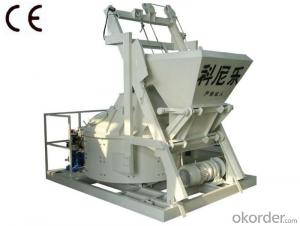 Dry Mortar Planetary Mixer/ Concret mixing plant machine