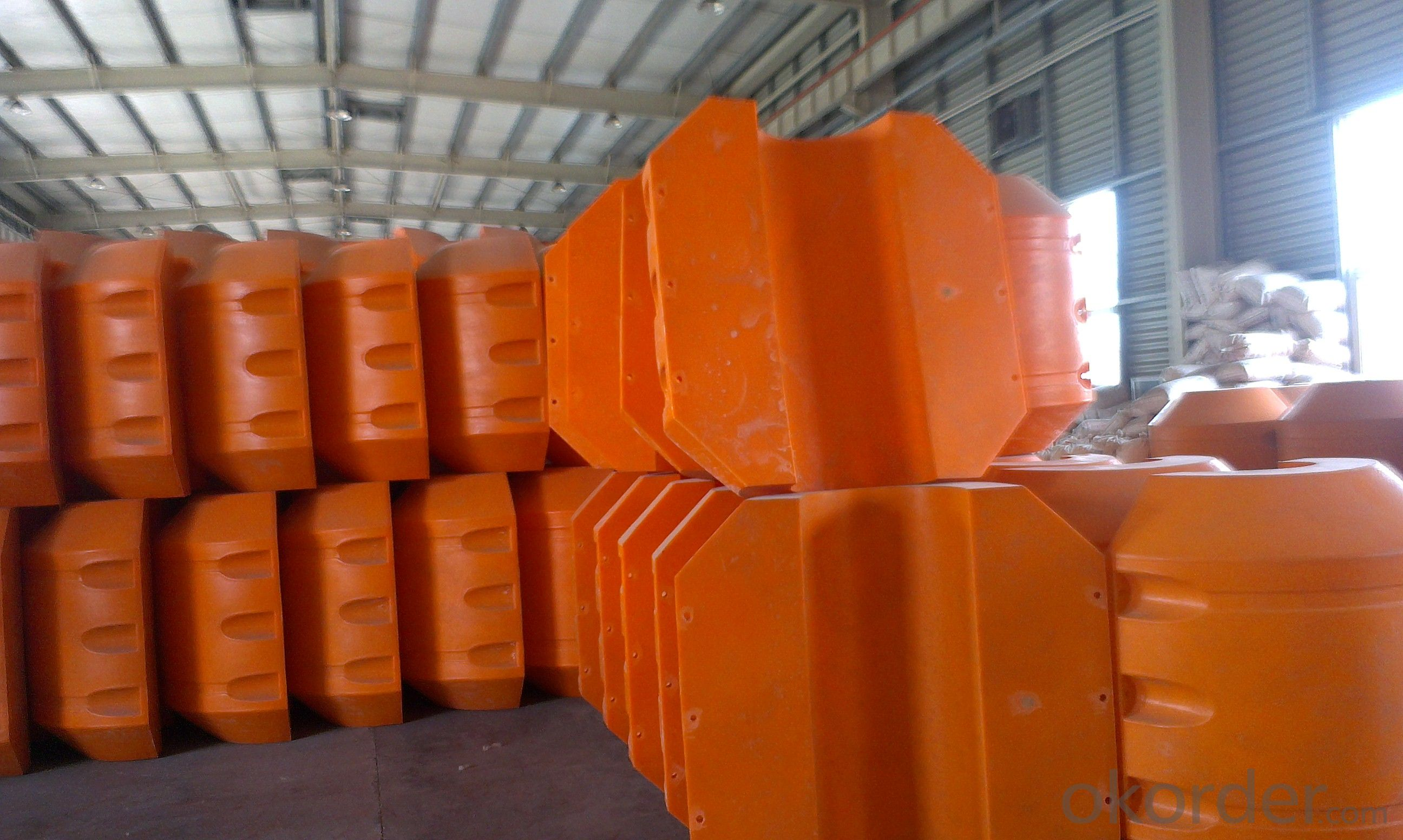 Supply dredging pipe floaters / MDPE floaters pipe floats