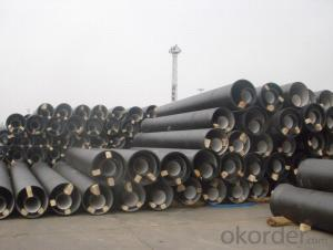 Ductile Iron Pipe ISO2531 C CLASS DN1500
