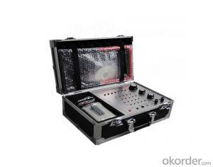 Zhongmei brand VR1000B-II LONG RANGE KING Gold Detector