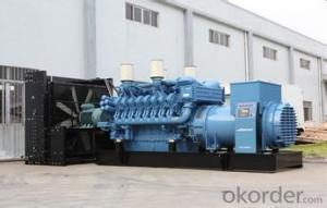 Cummins Diesel Generator 500KW/625KVA C36