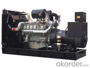 Cummins Diesel Generator 500KW/625KVA C42