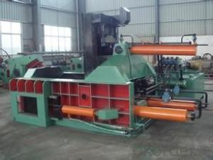 Hydraulic Automatic Horizontal Baler01Horizontal