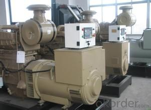 Cummins Diesel Generator 500KW/625KVA C33