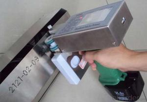 ZHONGMEI HU360-AE handed ink-jet printer