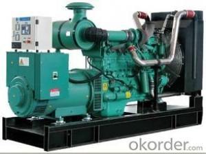 Cummins Diesel Generator 500KW/625KVA C37