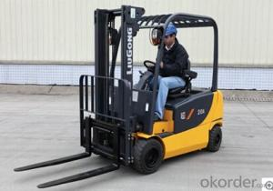 FORKLIFT CLG2020A,Operator Safety and Comfort