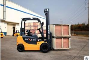 FORKLIFT CLG2020A-S,Operator present induction system(OPS )