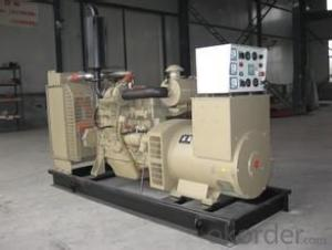 Generator Power MTU Diesel Generator Set W6