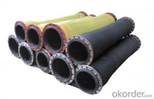 Big Diameter Dredging Rubber Hose