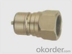 High Pressure Fast Connector