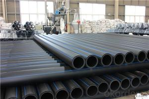 PVC Pipe Polyethylene Pipe/HDPE Pipe for Water Systerm