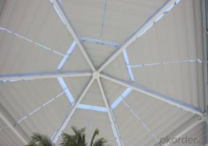 FTS Folding Roof Skylight for Sunshade Project