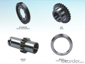 Forging and Machining Gear,Surfacetreatment
