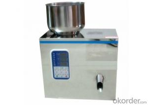 ZHONGMEI Tea quantitative filling machine