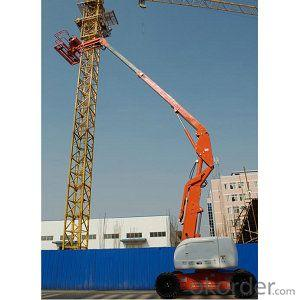 Telescopic Boom Lift GTBZ25/GTBZ27/GTBZ28