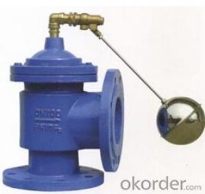 DN400 Ductile Iron Remote control float valve
