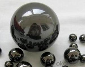 BEST QUALITY! CARBON STEEL BALL FROM CHINA