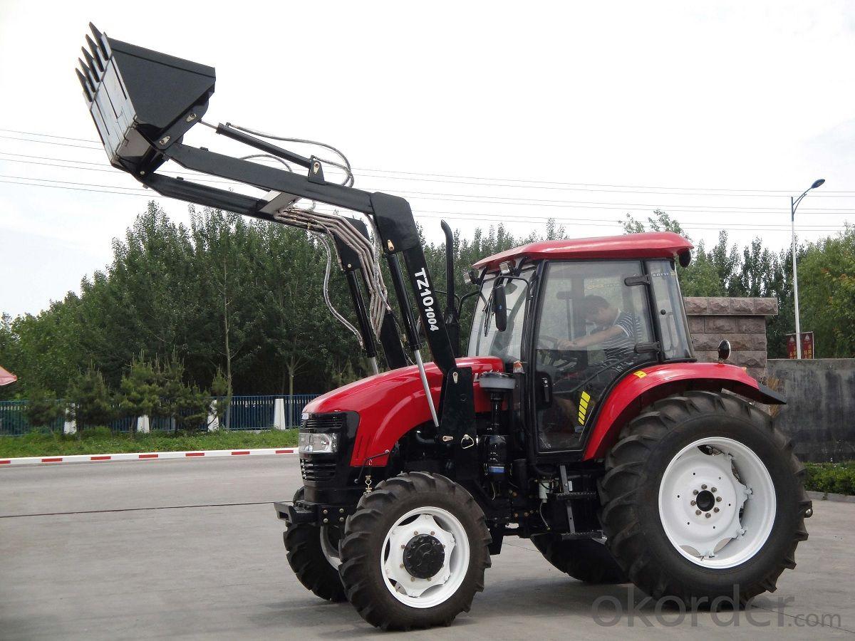 100HP Wheeled Tractor