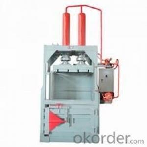 Y82 hydraulic vertical cardboard baler02
