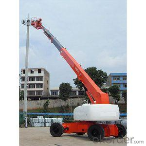 Telescopic boom lift GTBZ30/32
