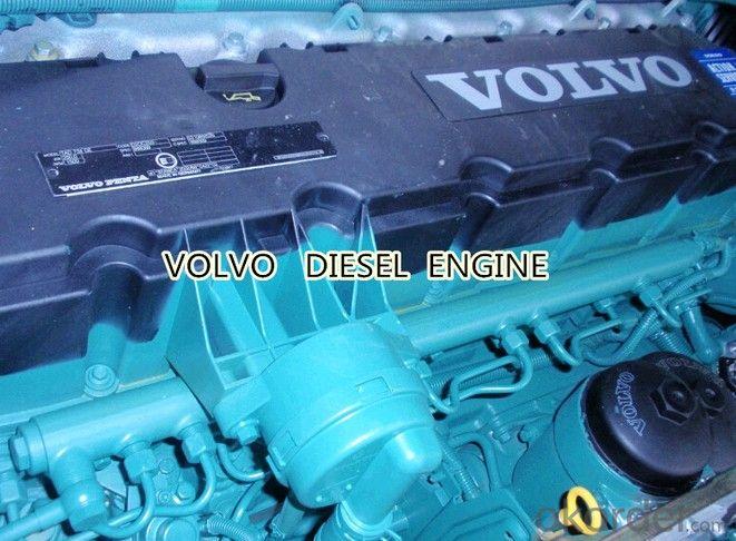 Product list of Volvo Engine type (Volvo Generator) G101