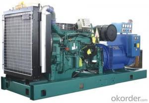 Generator Power MTU Diesel Generator Set W8