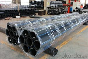 PVC HDPE Pipe & Fittings For Water Supply