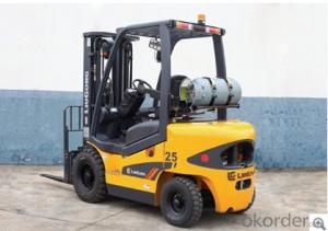 FORKLIFT CLG2025H(LPG),Operator Safety and Comfort