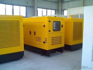 Cummins Engine  Diesel Generator with Light Tower Low-noise 25kva -2000kva