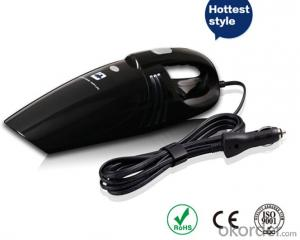 Handy auto vacuum cleaner for car