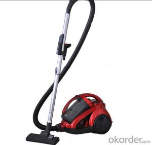 HEPA Central Filtration Vacuum Cleaner with ERP bagless