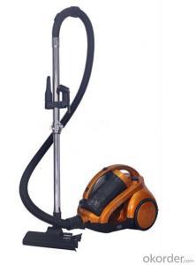 HEPA Central Filtration Vacuum Cleaner bagless