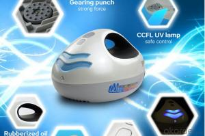 UV dust mites vacuum cleaner  for mattress handhold