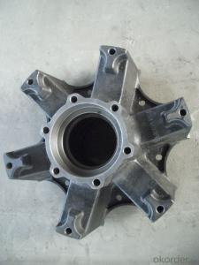 Casting Machining Wheel Hub Uesd for Heavy Duty Truck