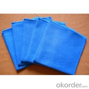 Microfiber clean towel low price high quality