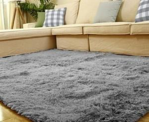 Carpet Non-Slip Microfiber shaggy Floor Carpet