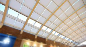 FTS Folding Ceiling Skylight for Sunshade Project
