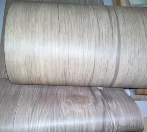 PVC Wood Grain Decorative and Matter Surface Film HDQ3