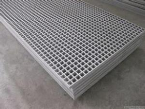 FRP grating full colours as your requirement with insulation