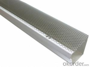 Roof Gutter Screen Mesh Expanded Metal Mesh