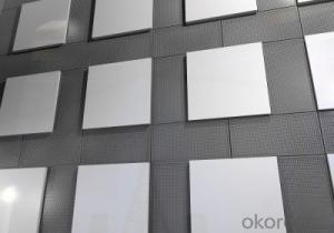 Aluminum solide panel,Architecture/Exterior Cladding,