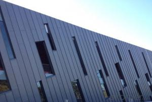 Architecture Cladding, Aluminum wall panel,