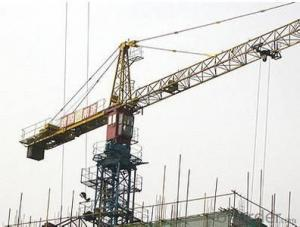 FUXIANG Tower Cranes TC5510C (Top-Slewing)