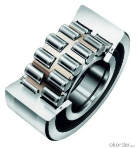 Bearings double row cylindrical roller, model NN3032K