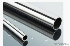Stainless Steel tube 304 raw material best quality