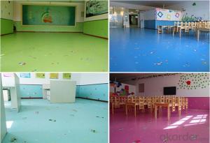 high quality marble pvc floor tile/pvc flooring for children